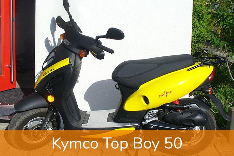 Kymco Top Boy 50